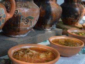 В Опішні відроджували традицію готувати борщ у глиняному горщику (ФОТО, ВІДЕО)