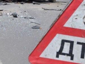 Фото: У Полтавской области автомобиль сбил мопед
