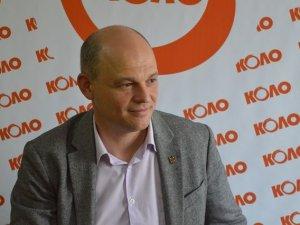 Фото: Заступник мера Полтави Віталій Нікіпелов побував в гостях редакції «Кола» (ВІДЕО)