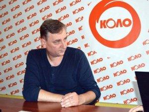 Фото: Євген Положій: «Книгу про Іловайський котел читають у Москві, а у Крим «не пустили»